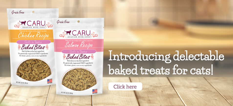 Cat Treats Made in USA