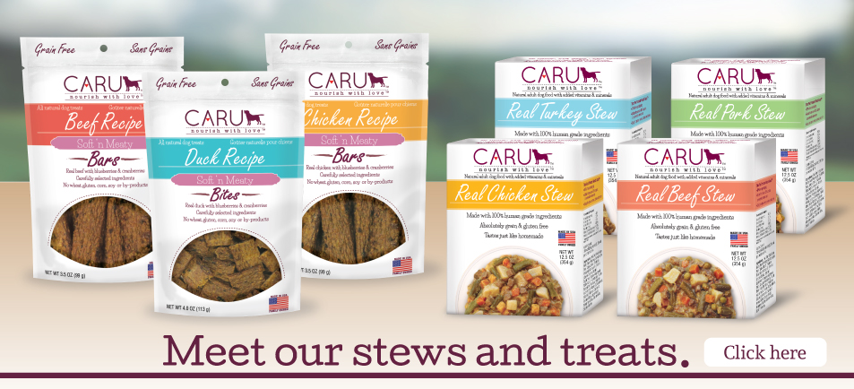 All natural human grade dog food caru pet food for All natural pet cuisine