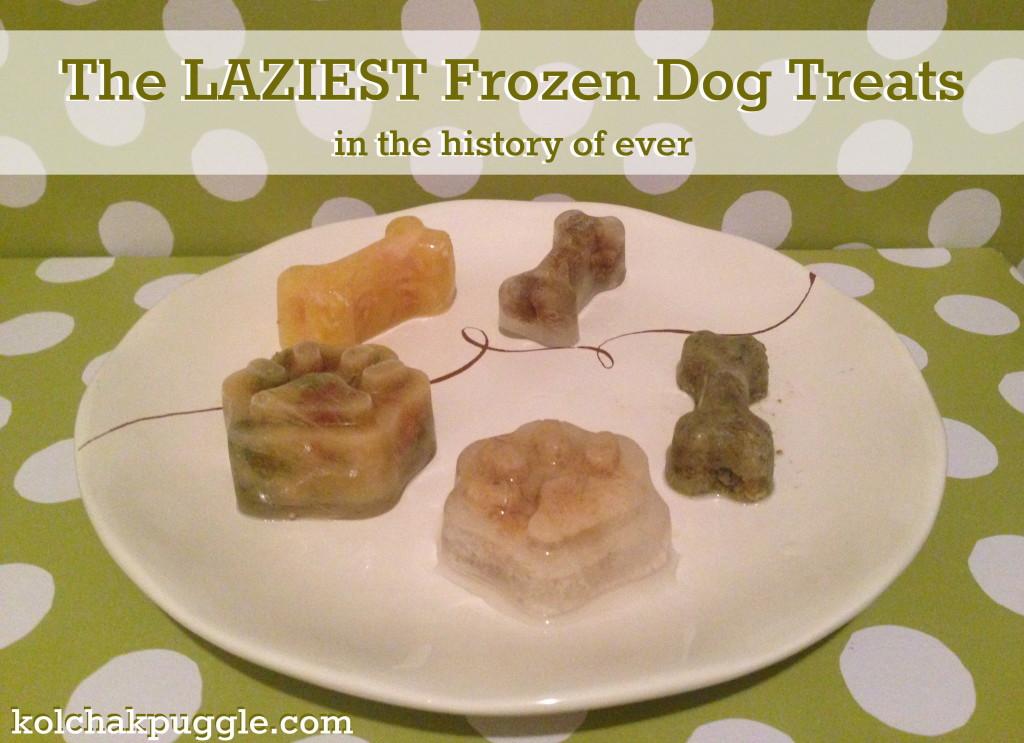 Natural Dog Treat Recipes