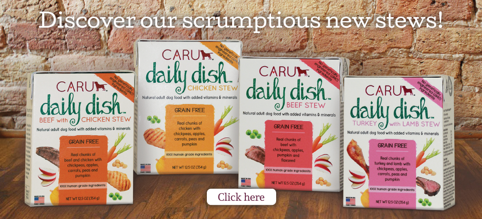 Discover our scrumptious new stews!