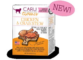 Chicken & Crab Stew