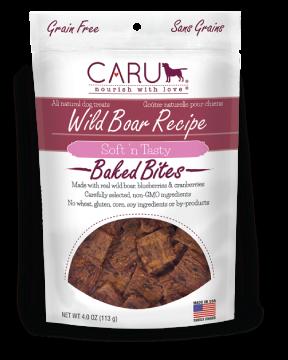 Wild Boar Recipe Bites